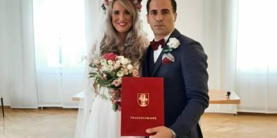 Daniele D'Angiò designato in Austria … per convolare a nozze