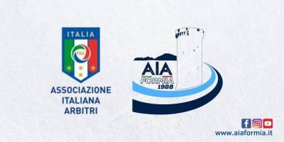 Presentato il nuovo logo dell'A.I.A. Sezione di Formia