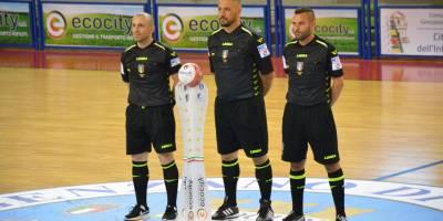 Serie C1 Futsal: Raffaele Peppe in finale